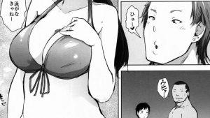 ▲【エロ同人】子連れの人妻とヤッてると思うとすげー興奮するな!「うぇ~い/人妻」【31枚】